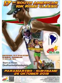 17e 10K South American Road Classic race