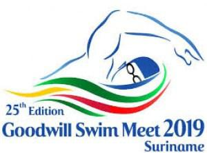 25ste Goodwill Swim Meet in Suriname