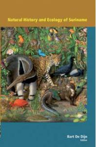 Boekrecensie: Natural History and Ecology of Suriname - Parbode